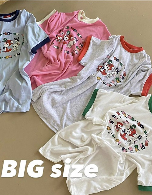 Big Bambi T-shirts (4 colors)